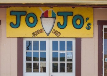 Jojo's Old Sign Waimea
