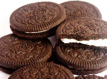 cookies and cream oreos