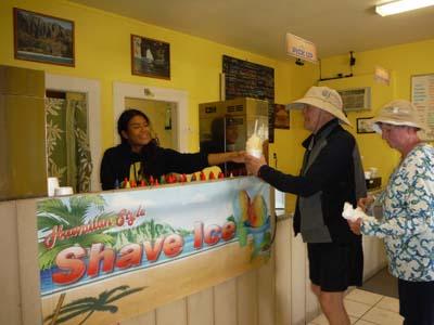 JoJo's Shave Ice Local